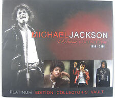 Michael Jackson Platinum Edition Collector's Vault -A Tribute to the King of Pop