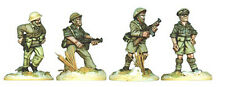 Artizan Designs - SWW104 - British 8th Army Command - 28mm for WW2 Bolt Action
