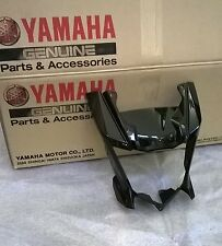 "Yamaha WR 125 X  ""Lampenverkleidung in schwarz ohne Aufkleber"" Original Yamaha"