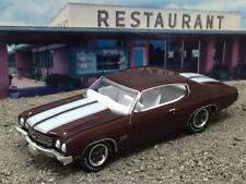 1970 70 Chevrolet Chevelle SS 396 Cowl Induction 1/64 Scale Limited Edition B25
