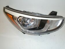 2015 2016 2017 Hyundai Accent Passenger RH Right Side Halogen Headlight OEM 0306