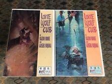 Lone Wolf And Cub #'s 13,14 (unread 9.4-9.6) Set Of 2