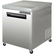 "New MAXX COLD Undercounter Cooler 27"" MXCR27U FREE SHIPPING!"