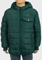 Boys Best Quality Jacket Hooded Quilted Puffa Jacket Water Proof