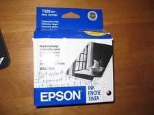 New Genuine OEM Epson T026 Black Inkjet T026201 Stylus Photo 820 925 5/2007