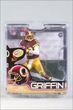 MCFARLANE NFL 31 Robert Griffin III Wash Redskins NEW Sealed Ships Worldwide