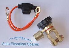 Isolateur de Batterie / Coupé Négative Anglé Avec Lien pour Bateau Bardge Marine