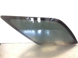 01-06 Acura MDX Left Quarter Panel Vent Glass Triangle Window Used OEM