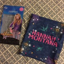 Miley Cyrus Hannah Montana Book Cover, School, Stretchable