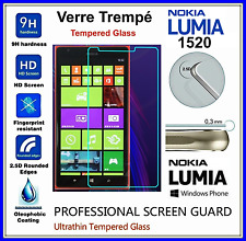 NOKIA 1520 Tempered Glass Vitre de protection d'écran en VERRE TREMPE