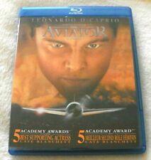The Aviator - Martin Scorsese Film (Blu-ray, 2010) Leonardo DiCaprio