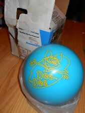 Cartoon Network Dee Dee 6.6 lb Bowling Ball Undrilled in Box Dexter's Laboratory