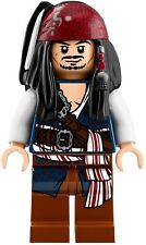 BN LEGO Minifigures Pirates of the Caribbean mini figure Captain jack Sparrow