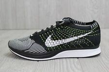 30 Nike Flyknit Racer OREO Shoes 526628 011 Mens 14