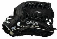 Ichiro Suzuki Signed Seattle Mariners Black Suzuki Baseball Glove BAS
