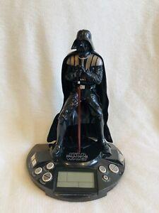 Lucas Films Star Wars Darth Vader Alarm Clock Radio