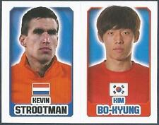 TOPPS ENGLAND 2014- #094-381-HOLLAND-KEVIN STROOTMAN-SOUTH KOREA-KIM BO-KYUNG
