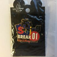 WDW Spring Break 2001 Disney Pin 4342