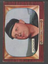 1955 Bowman #284 William Jackowski