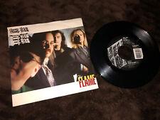 Cheap Trick -The Flame/Through The Night (1988 Vinyl 7� 45, Sleeve)