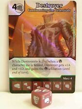 Dice Masters - 1x #061 Destroyer Confronting the Celestials FOIL-The Mighty TH