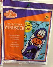 Donald Duck Halloween Windsock New Disney Windsock