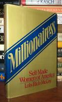 Rich-Mccoy, Lois MILLIONAIRESS Self-Made Women of America 1st Edition 2nd Printi