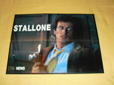 SYLVESTER STALLONE Afiche Poster 40 x 60