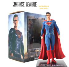 FIGURA SUPERMAN JUSTICE LEAGUE DC COMICS  ARTFX + STATUE en CAJA 18CM