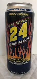Jeff Gordon Energy Drink Can Collectible Pepsi 24 2008 NASCAR Empty Can