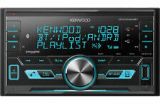 Kenwood DPX303MBT 2-din Digital Media Receiver With Bluetooth USB