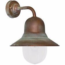 Bateau Lampe extérieure Lampe murale extérieure Lampe ip43 laiton Moretti Luce