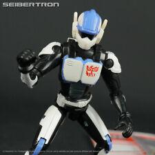 "KICKER Transformers Energon 3.75"" figure + card + instructions Hasbro 2004"
