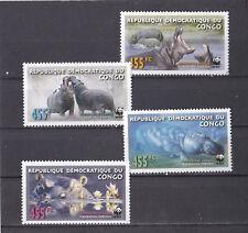 Congo 2006 - MNH - Dieren/Animals/Tiere  (WWF/WNF)