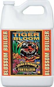 Foxfarm Tiger Bloom Liquid Plant Food 2-8-4 1Gal. Bottle