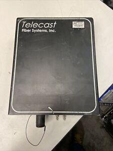 Telecast HDX SMPTE Box - Camera Chain Fiber Box (k4)