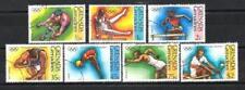 JO été Grenade Grenadines (13) série complète de 7 timbres oblitérés