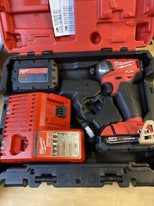 New In Box Milwaukee M18 Brushless  Surge 2760-22CT  Kit With Charger/battery