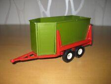 Siku 2255 Westfalia Tieranhänger rot-grün Version 2 TOP