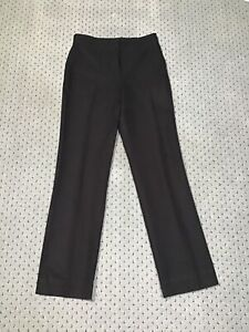 Brand New Women's COS Navy Blue Trousers With Centre Crease UK Size 8