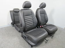 Original VW Ledersitze Innenausstattung Sitze Beetle 5C Coupé Leder schwarz