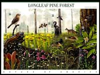 2002 - LONGLEAF PINE FOREST - #3611 Mint -MNH- Sheet of 10 Postage Stamps
