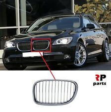 FOR BMW 7 SERIES F01/F02 2009 - 2013 NEW FRONT KIDNEY GRILLE CHROME LEFT N/S