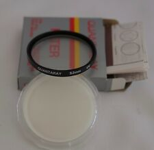 USA Quantaray 52mm Glass UV Filter. NEW. MADE IN JAPAN.