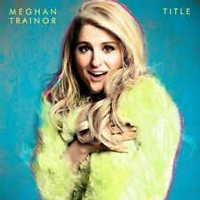 MEGHAN TRAINOR TITLE 4 Extra Tracks Deluxe Edition CD NEW