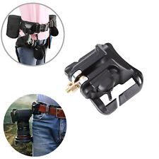 for Camera DSLR Clip Loading Fast Holster Mount Hanger Waist Belt Buckle Holder