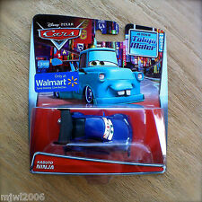 Disney PIXAR Cars TOON KABUTO NINJA as seen in TOKYO MATER Tall Tales diecast