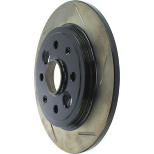 StopTech Slotted Sport Brake Rotor - st126.40014SL