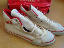 OG 1990 Coca Cola vintage canvas sneakers size EUR 44. Brand new! Extremely rare