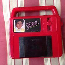 Vintage Michael Jackson 1984 Cassette Player Vanity Fair - For Parts / Repair